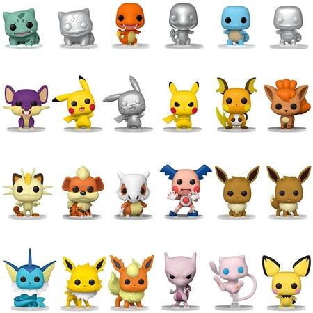 Figuras Funko POP de Pokémon en México
