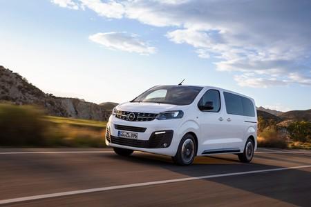 Opel Zafira Life 5