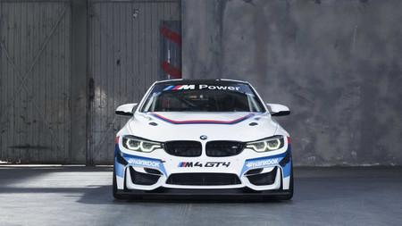 Así es el BMW M4 GT4, lo último de BMW Motorsport