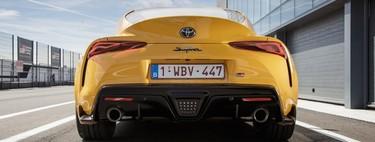 Toyota GR Supra. ¿Qué se esconde detrás de esas siglas?