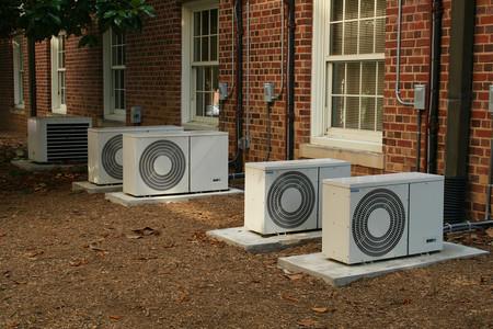 Usar el aire acondicionado como bomba de calor