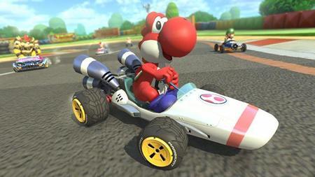 Podremos utilizar el B Dasher en Mario Kart 8