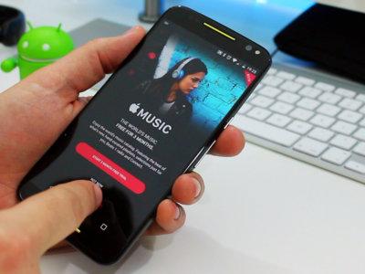 Apple Music para Android ya es compatible con la microSD