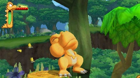 'Gon Paku Paku Paku Paku Adventure'. El pequeño dinosaurio creado por Masashi Tanaka vuelve al mundo de los videojuegos