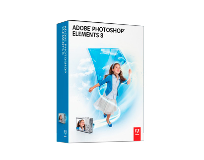Adobe lanza Photoshop Elements 8