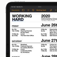 Las apps de Pages, Numbers y Keynote se actualizan para aprovechar compatibilidad del Trackpad en el iPad Pro 2020