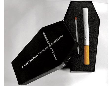 El último cigarro