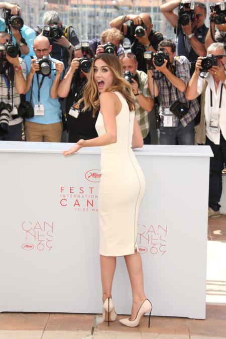 Ana De Armas En Cannes