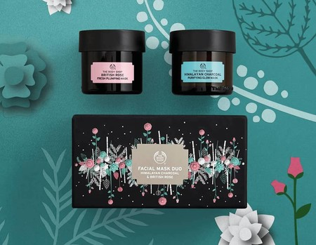 Duo De Mascarillas Faciales De The Body Shop