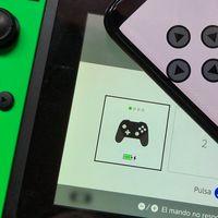 Convierte tu móvil en un mando de Nintendo Switch con esta aplicación Android
