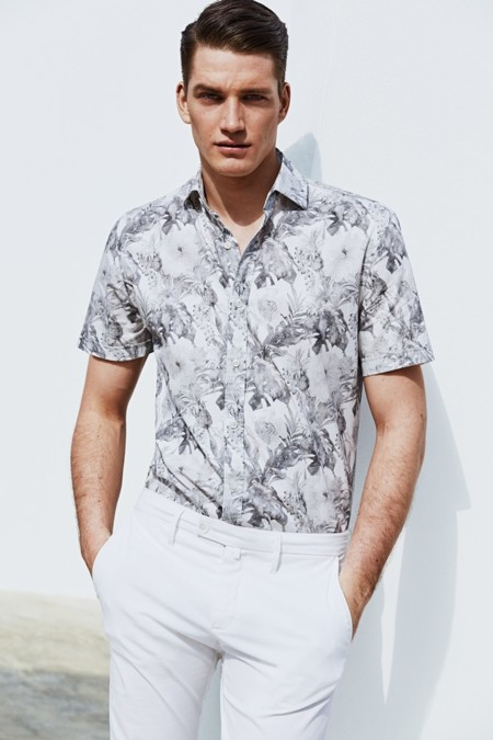 Mango Man Smart Collection Primavera Verano 2015 11