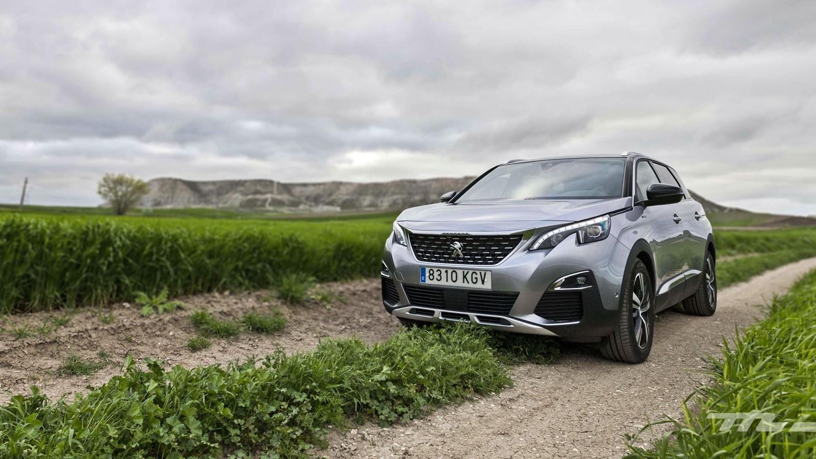 Foto de Peugeot 5008 2018, prueba (56/58)