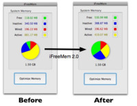 iFreeMem 2.0, libera memoria en tu Mac