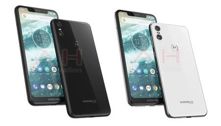 """Motorola One: este sería el segundo smartphone de la nueva línea con Android One, pantalla """"sin bordes"""" y notch"""