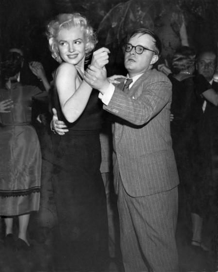 Capote Marilyn Monroe