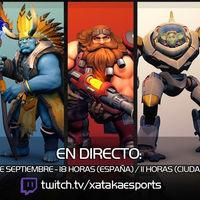 Jugamos en directo a Paladins a las 18:00 horas (las 11:00 en Ciudad de México) [Finalizado]
