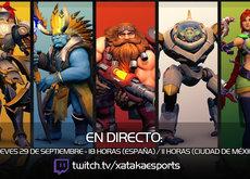 Jugamos en directo a Paladins a las 18:00 horas (las 11:00 en Ciudad de México)