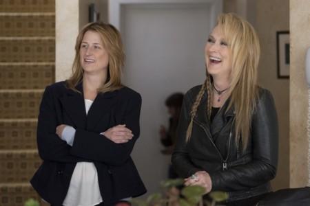Meryl Streep y Mamie Gummer en