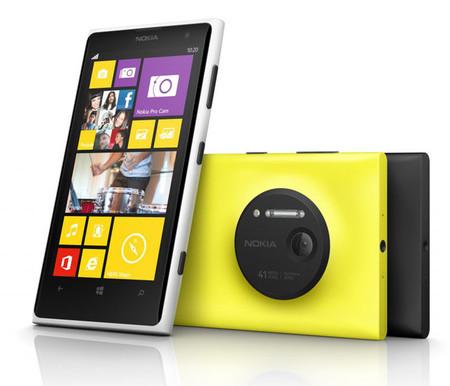 Nokia Lumia 1020 llegará a México en Octubre, Movistar tendrá una exclusiva