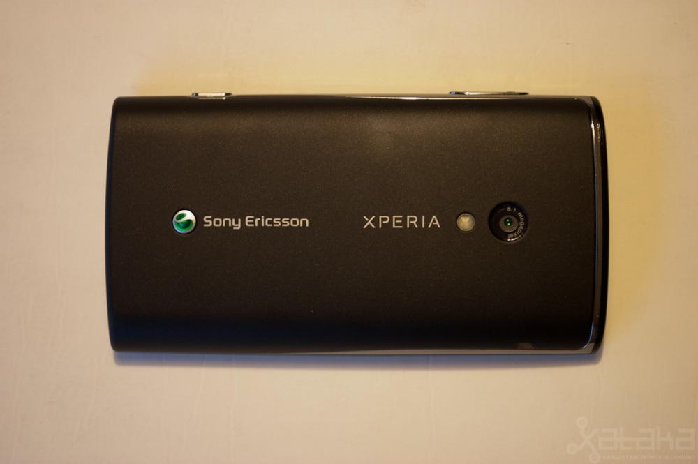 Sony Ericsson Xperia X10, análisis