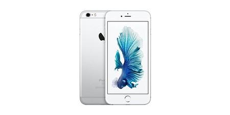 Hoy en Amazon, el iPhone 6S con 16 GB y protector de pantalla, por sólo 505 euros