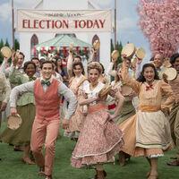 Tráiler de 'Schmigadoon!': Cecily Strong y Keegan-Michael Key quedan atrapados en un pueblo musical en la nueva serie de Apple TV+