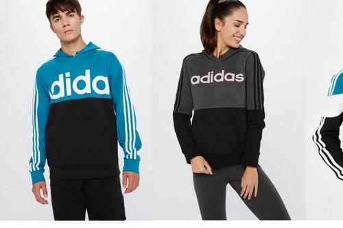 40% de descuento en ropa y zapatillas Adidas para hombre, mujer y niño en la tienda deportiva Décimas