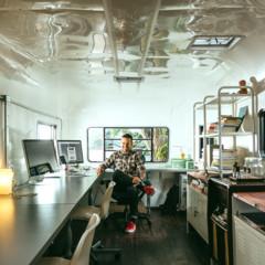 Espacios para trabajar una oficina en una caravana - Oficina turismo paris en madrid ...