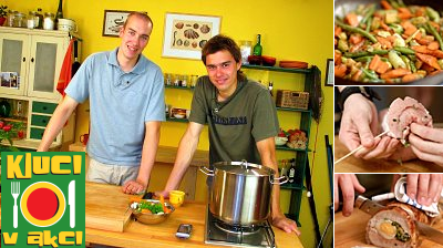 Gastronomía andaluza en la televisión checa