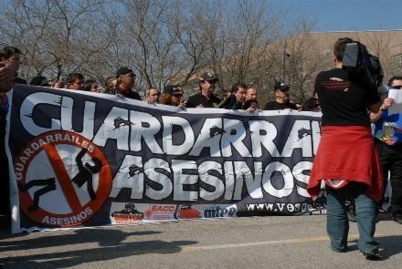 9.000 motos se concentraron en Sevilla ayer