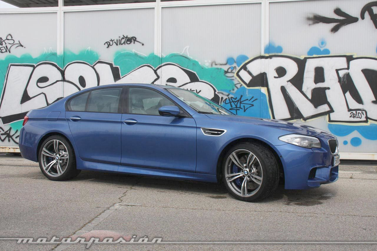 Foto de BMW M5 (Prueba) (8/136)