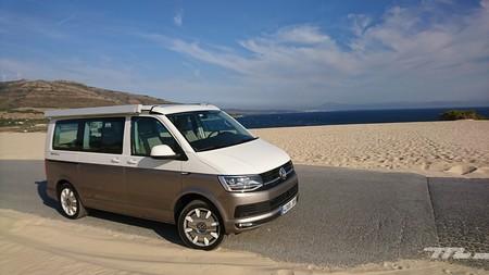 Probamos la Volkswagen T6 California, la renovación del icono que despertó la fiebre camper
