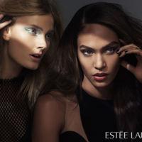 Joan Smalls y Constance Jablonski comparten cartel en la última campaña de Estée Lauder