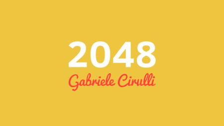 2048 para Android, ya disponible la popular versión de Gabriele Cirull