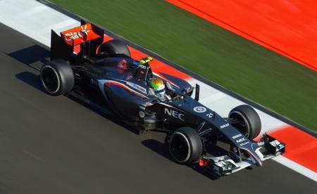 Esteban Gutiérrez, inseguro sobre su futuro en Sauber en 2015