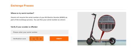 Xiaomi Mi Scooter Recall