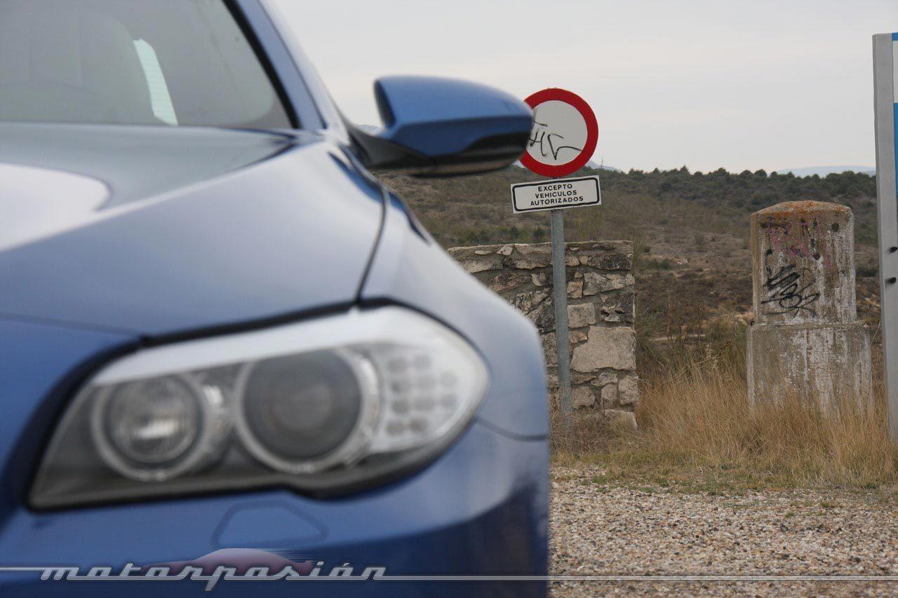 Foto de BMW M5 (Prueba) (101/136)