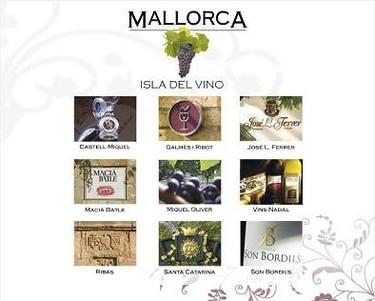 Mallorca, isla del vino