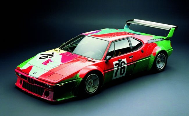 bmw-m1-andy-warhol