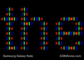 Samsung Galaxy Note resolution