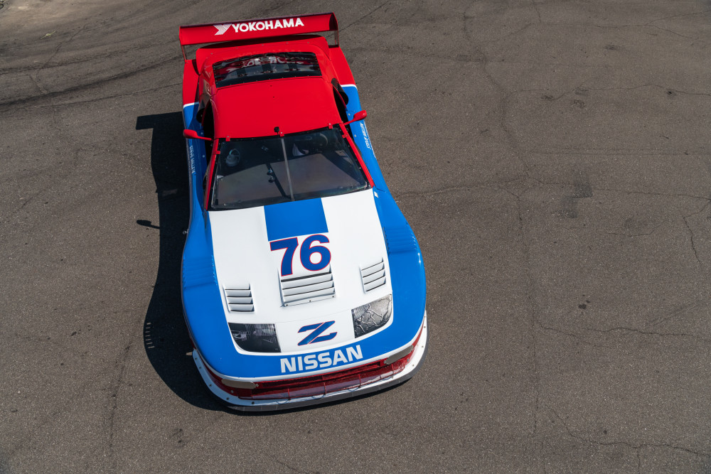 Foto de Nissan 300ZX Turbo IMSA GTO (1989), a subasta (20/20)