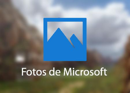 Fotos de Microsoft se actualiza con una renovada interfaz y nuevos filtros
