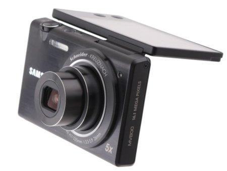 Samsung MV800, para los que les gustan los autoretratos