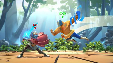 """Brawlout, el """"Super Smash Bros."""" de Angry Mob con las superestrellas del indie, llega hoy a PS4 y Xbox One"""