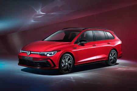 Nuevo Volkswagen Golf Variant: la versión familiar del Golf llega con un maletero 'XL'  y una versión Alltrack aventurera