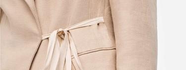 Clonados y pillados: este es el blazer de Zara que se podría confundir con el de Chloé