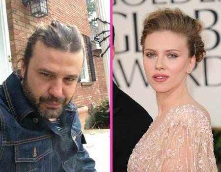 Rumores rarunos: Scarlett Johansson y el ex de Vicky Martín Berrocal ¿será cierto?