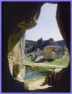 Soria: El cañón de río Lobos