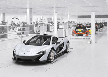 McLaren Spec Ops, la tormenta del desierto en personalización