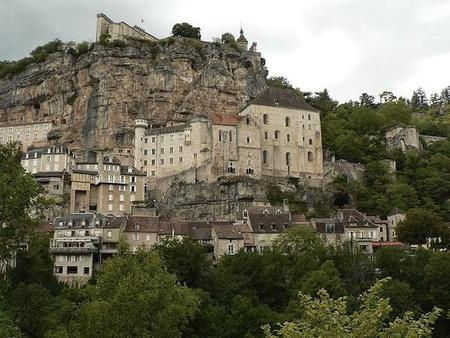 Nuestra Señora de Rocamador: la capilla religiosa provista de pruebas anti-religiosas